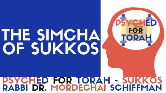 THE SIMCHA OF SUKKOS