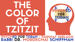 The Color of Tzitzit