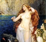 Aphrodite: Goddess of Sex, Aphrodisiacs and Sacred Prostitution (Part I)