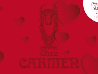 Saint Valentin Chez Carmen