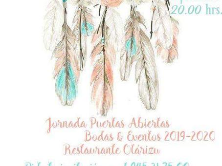 JORNADA DE PUERTAS ABIERTAS Restaurante Olarizu