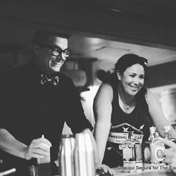 Don't forget that The Wandering Sidecar Bar's friendly and awesome bartenders are available for your