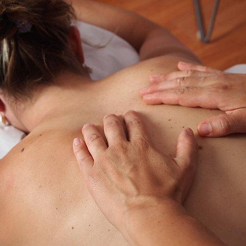 Bon cadeau — Massage énergétique 1h