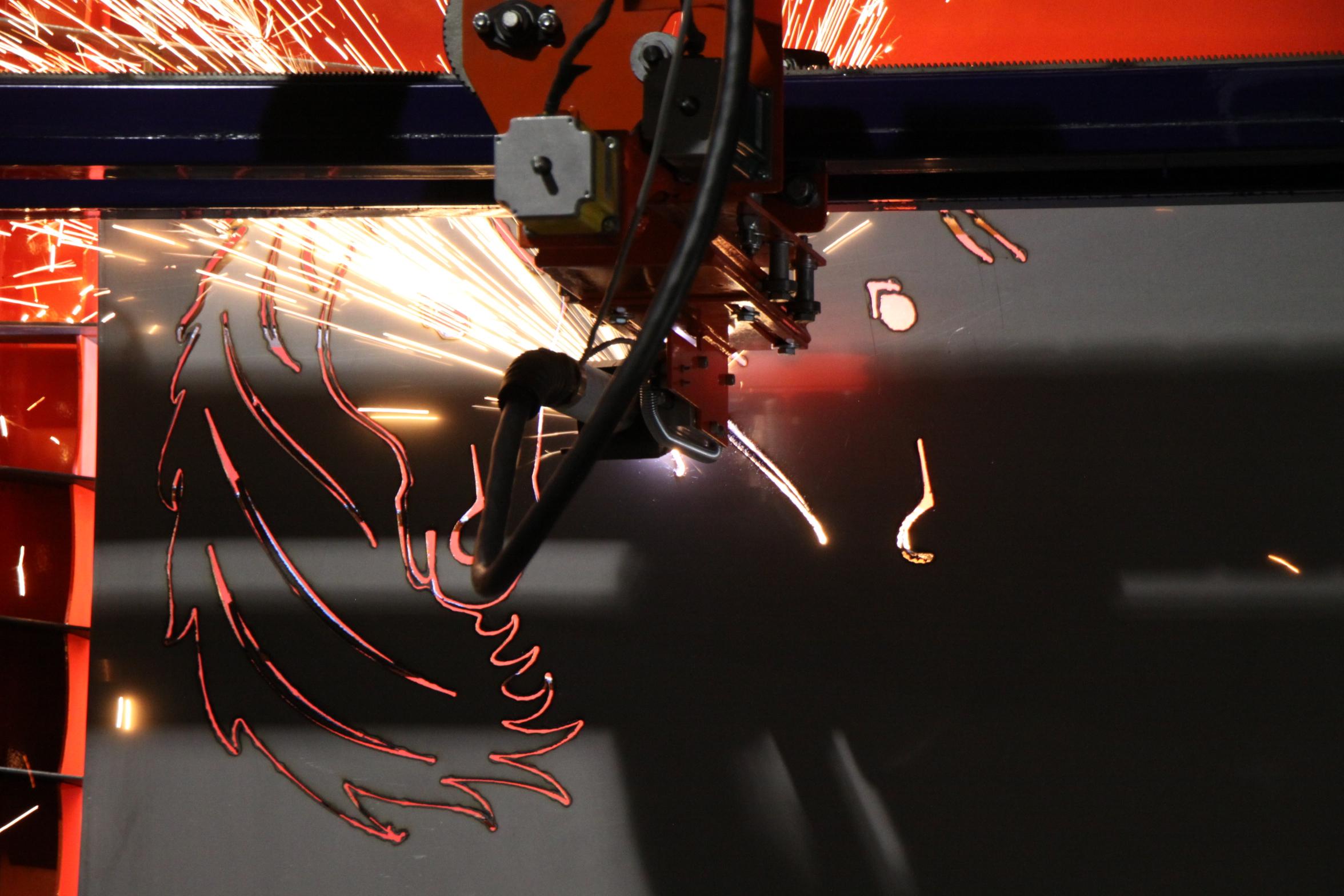 55V Cutting Horse