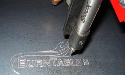 Burn Table, CNC, CNC Engraver