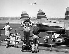 Historic image of LaGuardia Airport