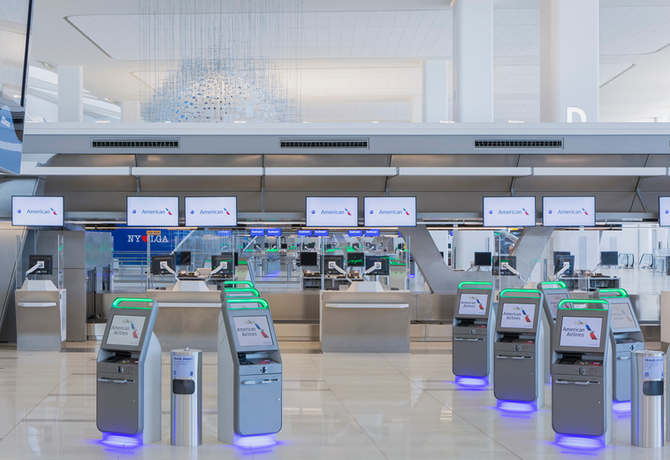 Ticketing & Self Check-In