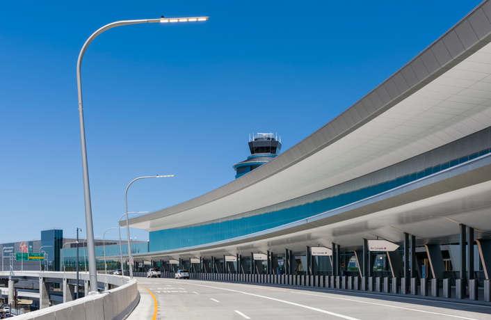 Departures Roadway