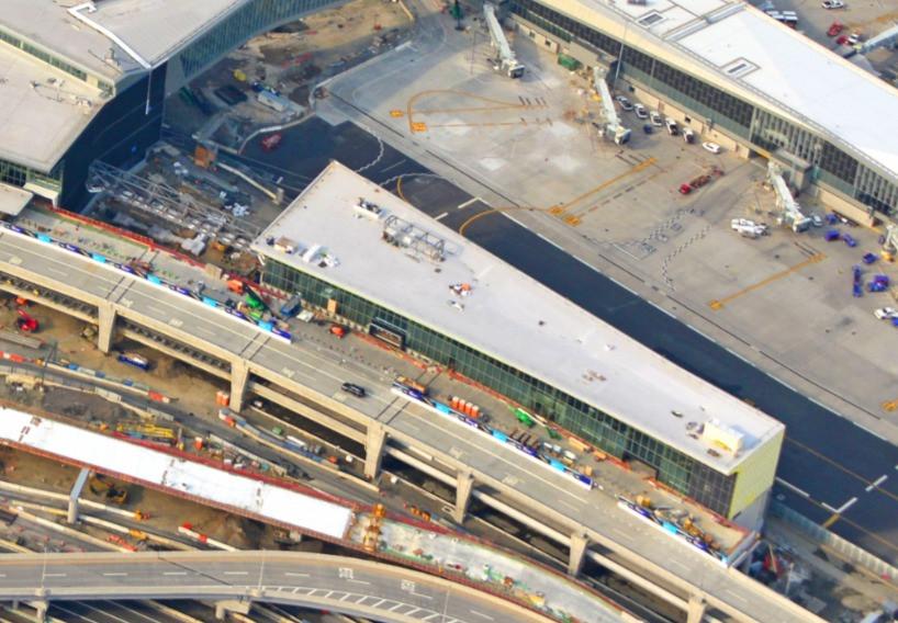 Aerial View, September 2020