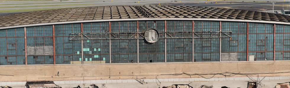 Hangar 1 Demolition