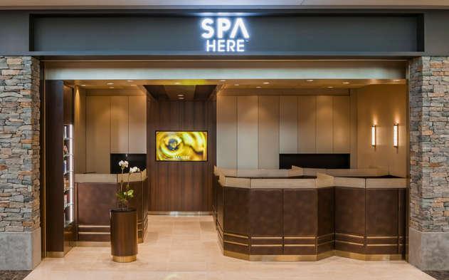 Spa Here