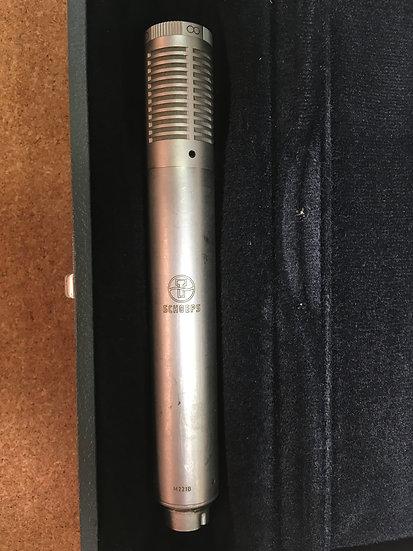 SCHOEPS M-221B / MK26 CAPSULE / TUBE VINTAGE MIC