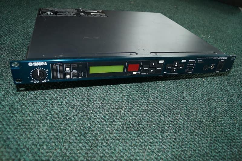 Yamaha SPX-2000 Multi FX processor