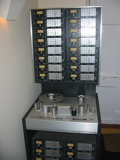 STUDER A-80 24 Track Tape machine