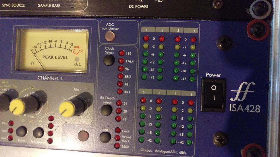 Focusrite ISA-428 4 channel Pre