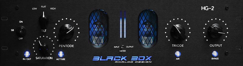Black Box Analog Design HG-2 Harmonics Generator