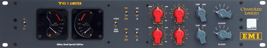 TG-1 Classic Abbey Road Dual Compressor