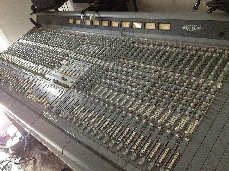 """Soundtracs 48 Channel """"SEQUEL-2"""" Console"""
