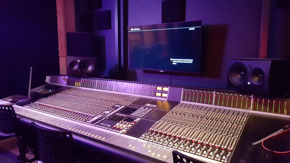 SSL 6056 RECORDING CONSOLE