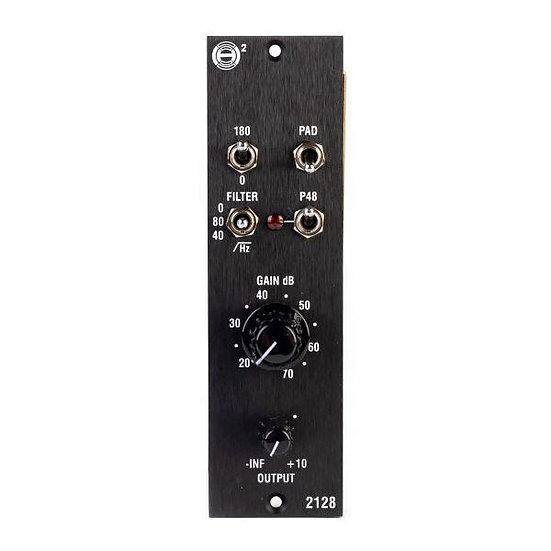 HELIOS 2128 / 500 Pre Amp