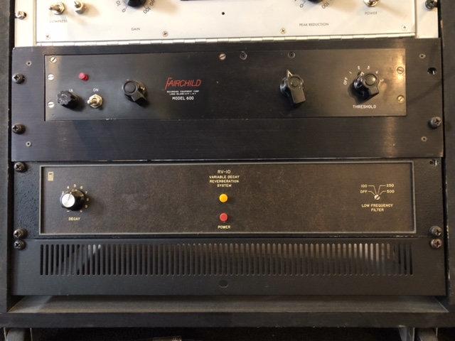 Fairchild 600 Limiter / De-esser