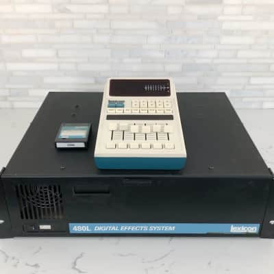LEXICON 480-L Effects unit with larc