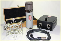 TRIBUTE 1 TUBE CONDENSER MICROPHONE