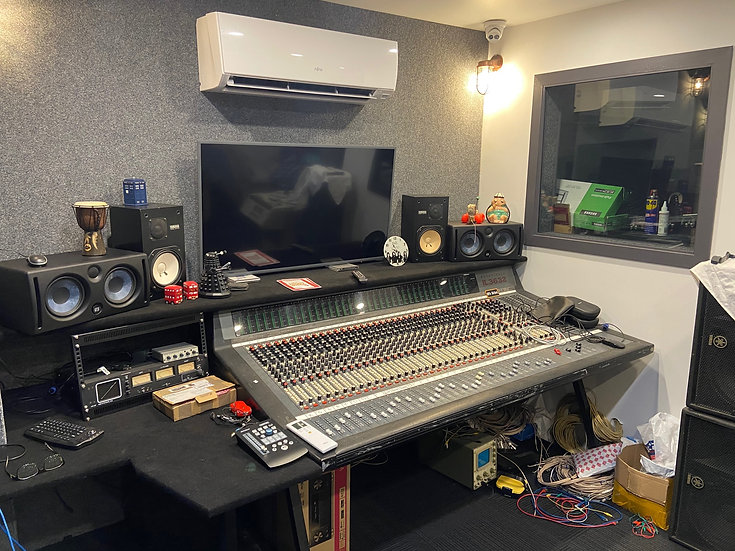 SOUNDTRACS IL3632 Console