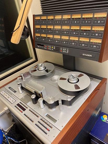 STUDER A-827 24 track Recorder