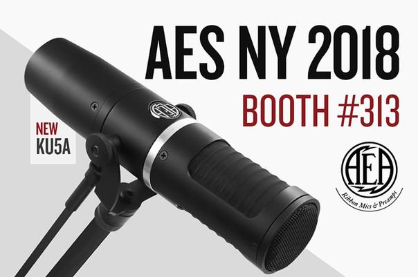 AES NY 2018