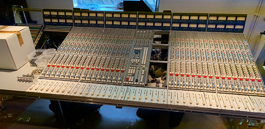 Any vintage outboard and interesting gear