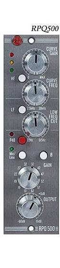 RPQ-500 / 500 series ribbon pre