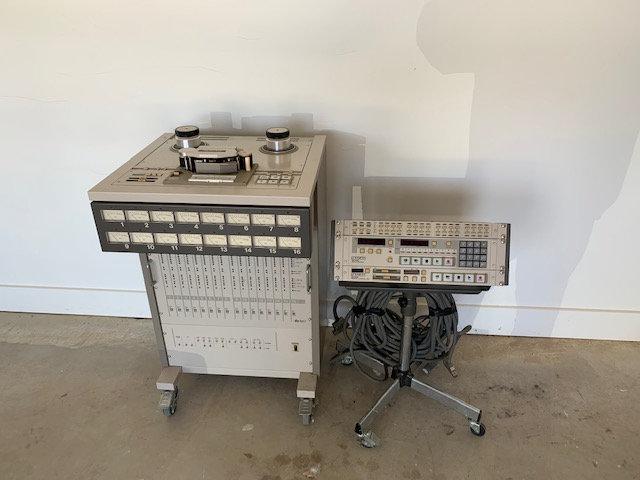 ANALOGUE TAPE MACHINES