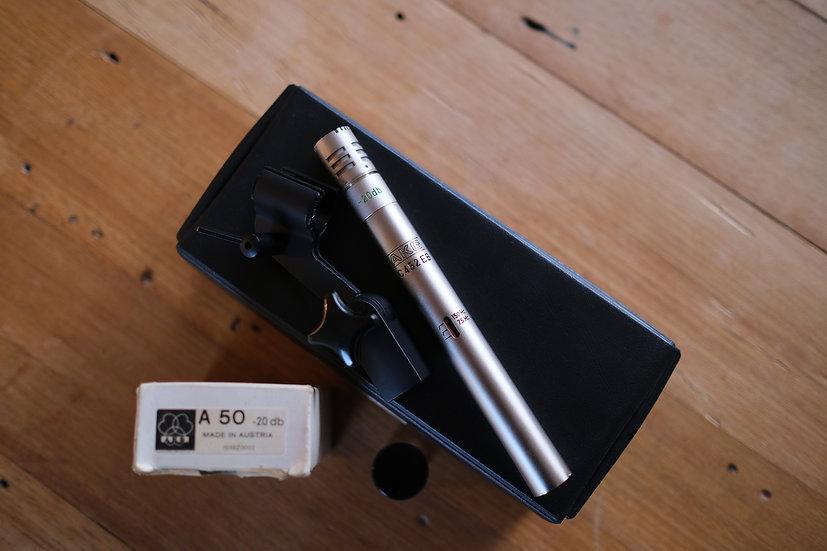 AKGC-452EB, CK-1, A50 PAD, CASE