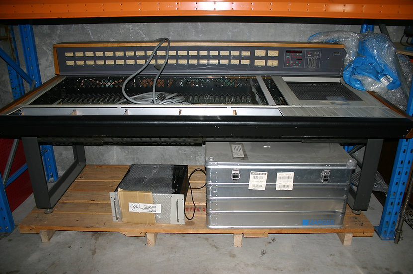 SONY MPX 3036 CONSOLE,With Hardy pre's etc
