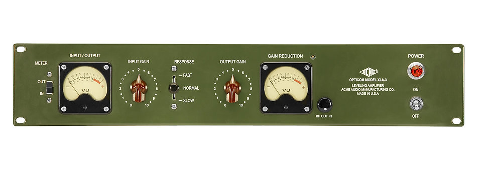 ACME Opticom MK-2 Opto tube compressor