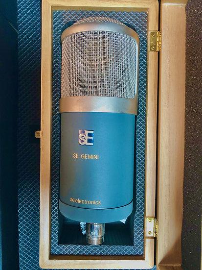 SE Electronics Gemini Valve Condenser microphone