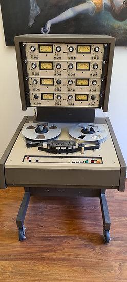 """MCI JH-110 1"""" 8 TRACK RECORDER"""