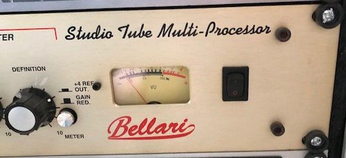Bellari Studio Tube Multi-Processor RP533