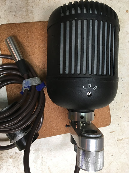 WESTERN ELECTRIC 639 VINTAGE RIBBON MICROPHONE