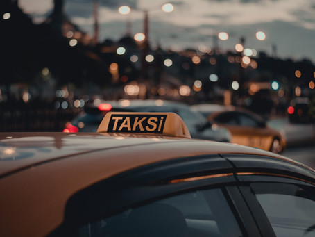 How to deal with Turkish taxi drivers?