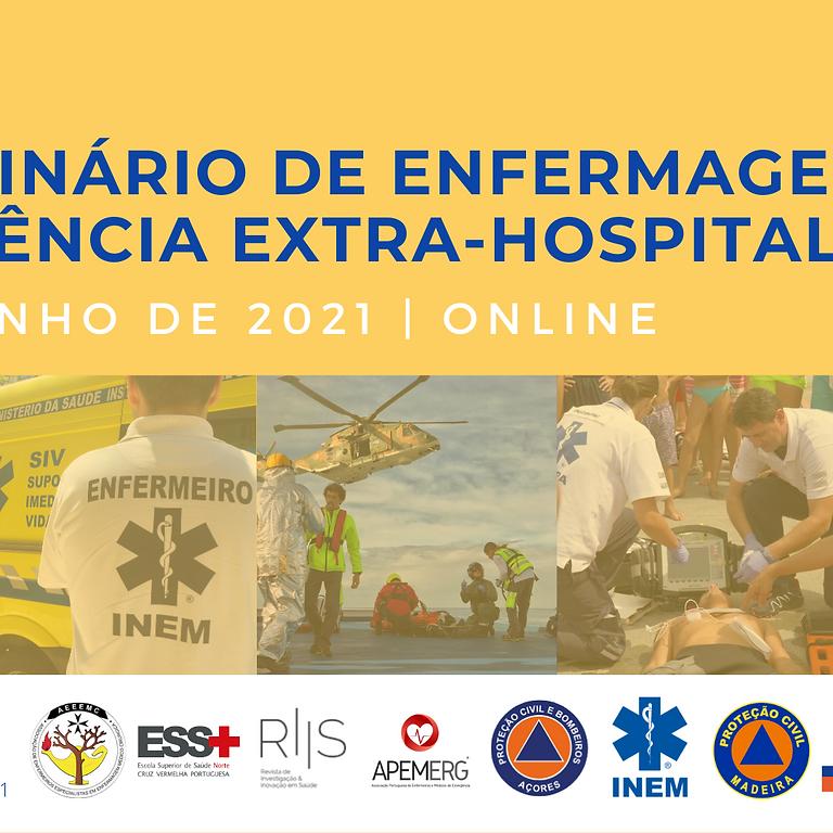 2° Seminário de Enfermagem em Emergência Extra-Hospitalar