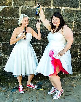 Yorkshire+Lesbian+LGBTQ+Wedding+by+Becky