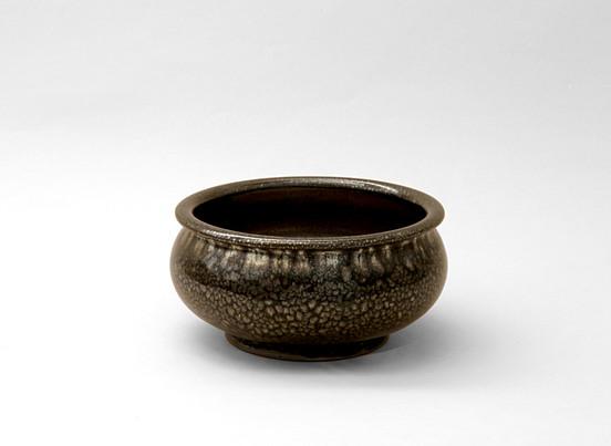 Kim Syyoung's Black ceramic Bowl