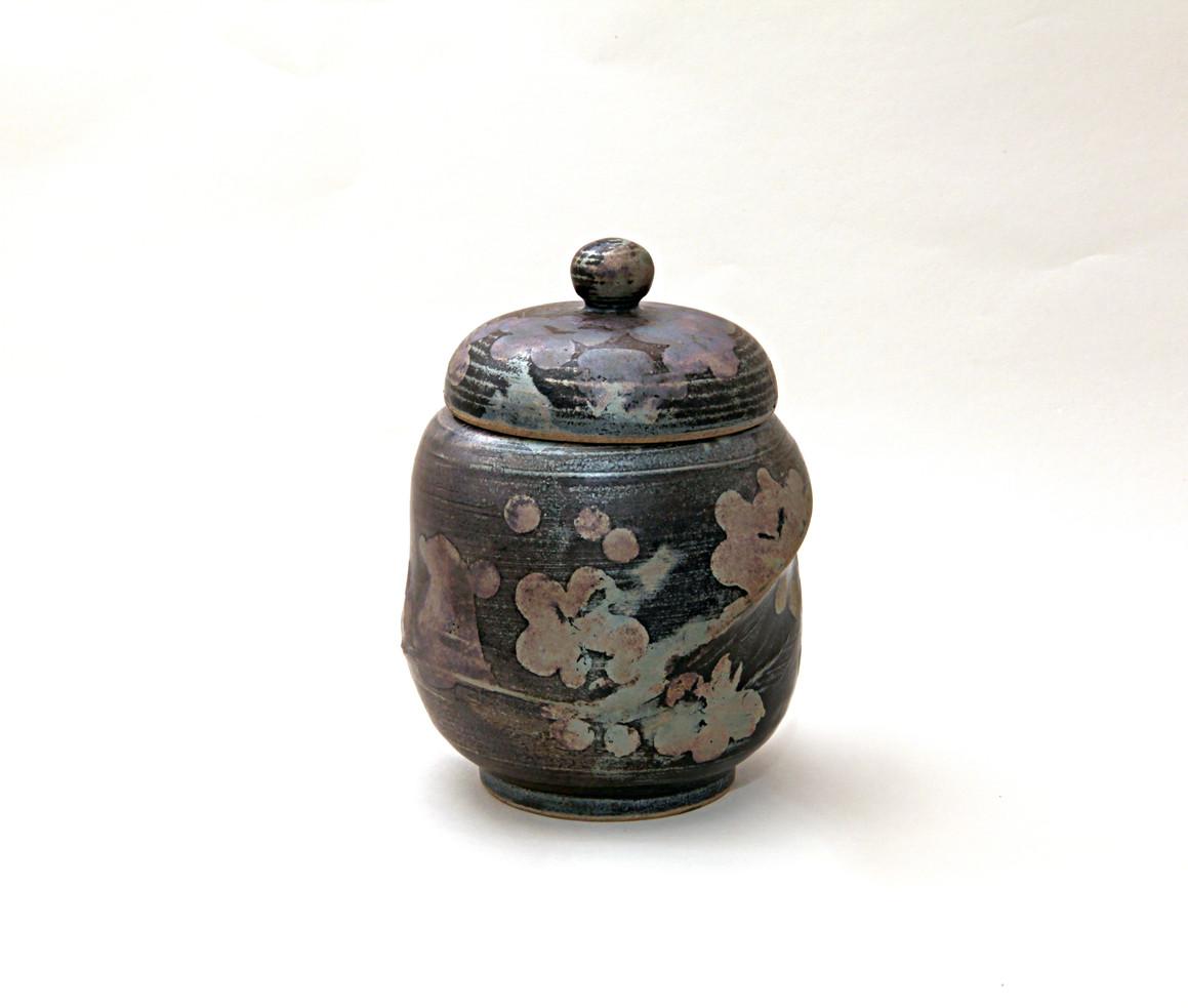 Kim Syyoung's Black ceramic Pot