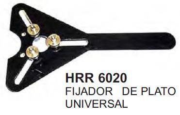 FIJADOR DE PLATO UNIVERSAL