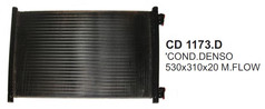 DENSO 530X310X20 M FLOW