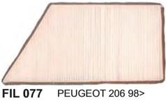 PEUGEOT 206 98>