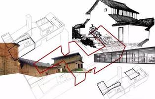 """""""无屋之屋""""的图底反转——两个展览空间的设计实践(之I)"""