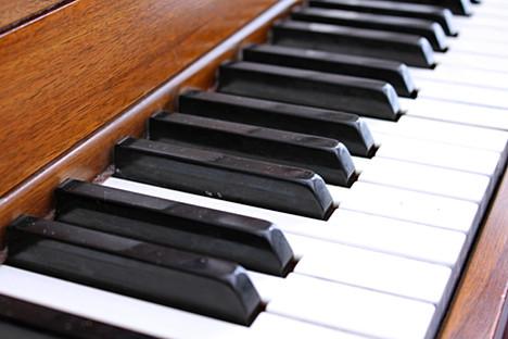 My Unsplash Piano Pic